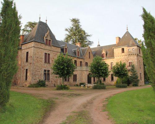 Retraite Chateau Bussolles