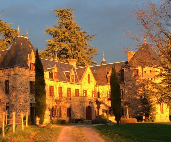 chateau de Bussolles
